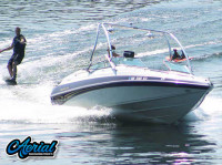 2000 Crownline BR 266 with Airborne Wakeboard Tower