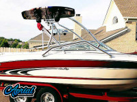 1998 Sea Ray  210BR with Airborne Tower