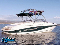 1998 Rinker Captiva 232 Cuddy  with Airborne Tower