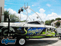 1999 Stingray 190lx with Airborne Wakeboard Tower