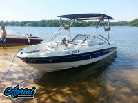2005 Bayliner 205 with Airborne Tower