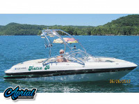 1996 Four Winns 200 Horizon with Airborne Wakeboard Tower