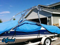 1994 Bayliner Capri 2050 with Airborne Wakeboard Tower