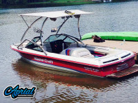 1994 MasterCraft Prostar 205 with Airborne Tower