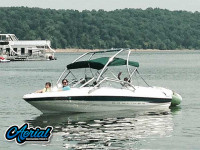 2000 Bayliner Capri 1850 LX with Airborne Tower