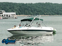 2000 Bayliner Capri 1850 LX with Airborne Wakeboard Tower