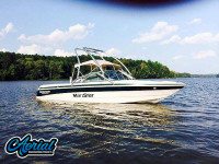 1999 MasterCraft Maristar 205 VRS with Airborne Tower