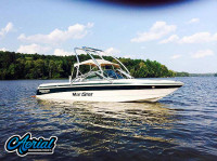 1999 MasterCraft Maristar 205 VRS with Airborne Wakeboard Tower