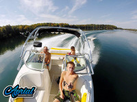 2004 Rinker Captiva 212 with Airborne Tower