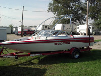 2002 Moomba Outback LS with Airborne Tower