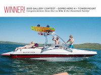 Glastron Wakeboard Tower Gallery | Aerial Wakeboard Towers