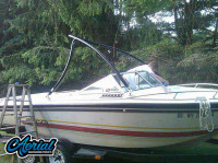1988 Supra Sun Sport with Ascent Wakeboard Tower