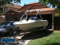 1997 Sea Ray 175 with Ascent Tower