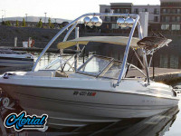 1999 Bayliner Capri with Ascent Tower