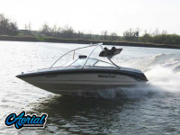 1997 Mastercraft Maristar 225V with Ascent Tower
