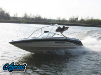 1997 Mastercraft Maristar 225V with Ascent Wakeboard Tower