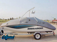 Seadoo challenger 180SE 2008 with Ascent Tower