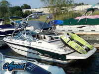 1997 Chaparral 1830SS with Ascent Wakeboard Tower