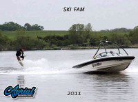1999 Malibu Sunsetter with Ascent Wakeboard Tower