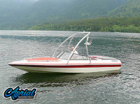 1989 Reinelle 180s with Ascent Wakeboard Tower