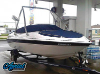 2001 Campion Ebbtide 190  with Ascent Tower