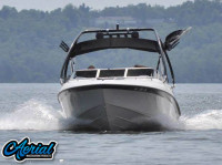2000 Crownline 202 with Ascent Wakeboard Tower
