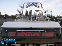 1999 Tige 2100V Limited with Ascent Wakeboard Tower