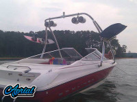 1997 Bayliner Capri with Ascent Tower