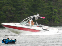 1991 Chapparal SL2000 sport with Ascent Wakeboard Tower