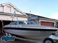 2003 Bayliner 205  with Ascent Tower