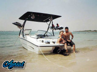 2005 Bayliner 175BR with Ascent Tower