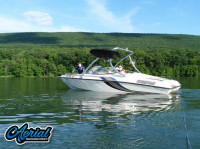 1996 Sea Pro Citation with Ascent Wakeboard Tower