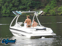2008 Glastron GT-185 with Ascent Tower