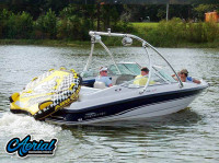 1995 Chaparral 1930 SS with Ascent Wakeboard Tower