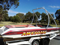 1998 Ski Craft 2000 with Ascent Tower