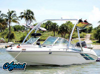 1998 Sea Ray 180 Bow Rider with Ascent Wakeboard Tower