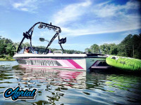 1988 ski nautique  with Ascent Tower