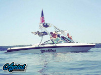 1998 Malibu Sportster with Ascent Wakeboard Tower