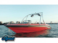 1989 Mastercraft Tristar 22' with Ascent Wakeboard Tower