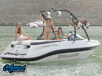 2005 Seadoo Utopia 185 with Ascent Tower