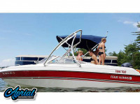 1994 Four Winns 180 Horizon SE (19') with Ascent Wakeboard Tower