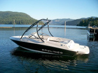 2012 Bayliner 175 with Ascent Tower