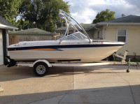 2004 Bayliner Sport with Ascent Tower