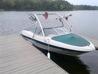 2000 Bayliner 1850 Capri LX with Ascent Tower