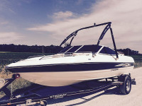2008 Stingray 185 LX with Ascent Tower