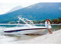 1998 Bayliner 185 Capri  with Ascent Tower