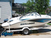 2006 Seadoo Challenger with Assault Tower