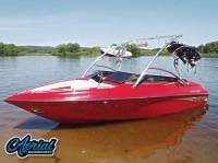 2000 Crownline 202 BR with Assault Wakeboard Tower