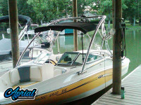 2006 Searay 185 Sport with Assault Tower