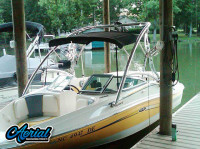 2006 Sea Ray 185 Sport with Assault Tower